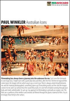 Cover AV01 Paul Winkler